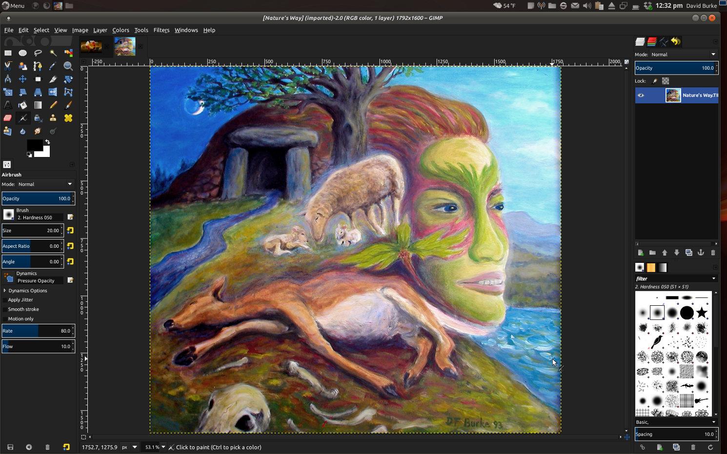 Image Result For Gimp Gnu Image Manipulation Program